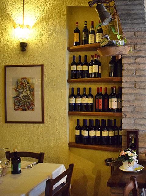 I nostri vini che accompagnano le nostre pietanze Ristorante Pizzeria Il Borgo
